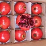pomegranate importing countries