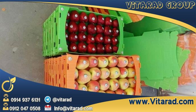 Apple production in Iran